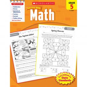 Scholastic Success with Math: Grade 5