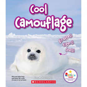 Cool Camouflage Book