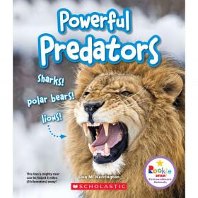 Powerful Predators Book