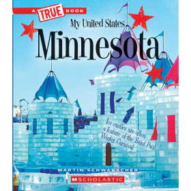 My United States Book Minnesota