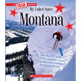 My United States Book Montana