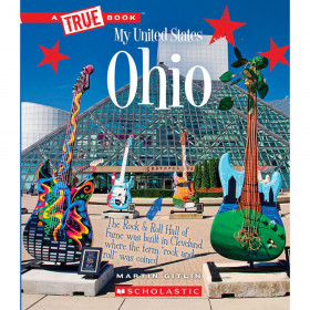 My United States Book Ohio