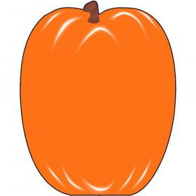 """Pumpkins Large Notepad, 5"""" x 7"""", 50 sheets"""