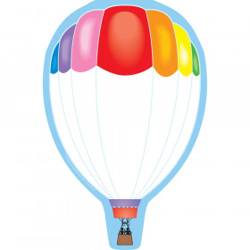 Notepad Large Hot Air Balloon