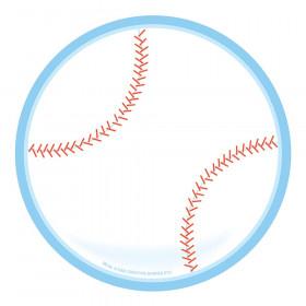Creative Shapes Notepad, Baseball, Large