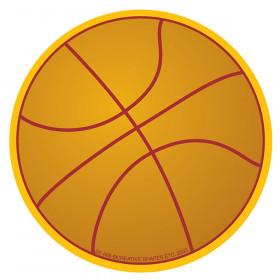 Creative Shapes Notepad, Basketball, Mini