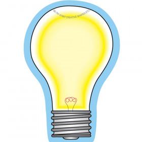 Mini Notepad, Light Bulb