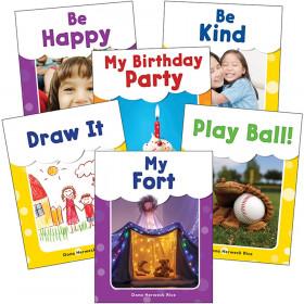 See Me Read! Fun Times 6-Book Set