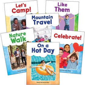 See Me Read! Fun Activities 6-Book Set
