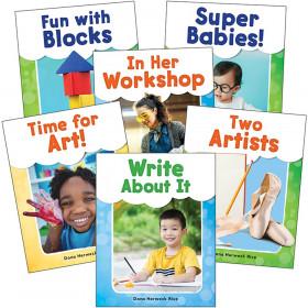 See Me Read! Be Creative! 6-Book Set