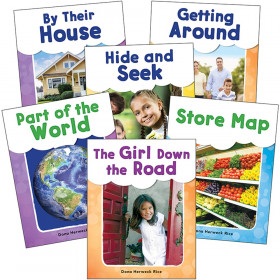 See Me Read! Neighborhood Fun 6-Book Set