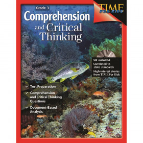 Comprehensive and Critical Thinking Book, Grade 3