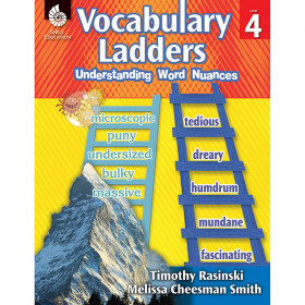 Shell Vocabulary Ladders Book, Grade 4