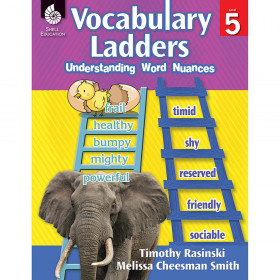 Shell Vocabulary Ladders Book, Grade 5