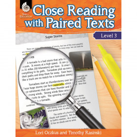 Close Reading with Paired Texts Book, Level 3