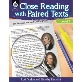 Close Reading with Paired Texts Book, Level 5