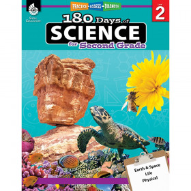 180 Days of Science for Second Grade