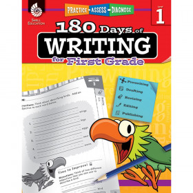 180 Days of Writing for First Grade
