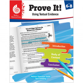 Prove It Using Textual Levels 6-8 Evidence