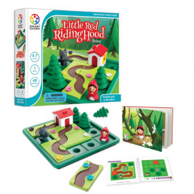 Little Red Riding Hood Deluxe Preschool Puzzle Game