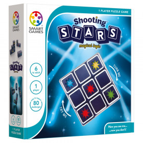 Shooting Stars Puzzle Game