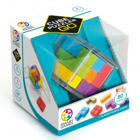 Cube Puzzler - GO Puzzle Game