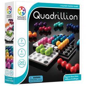 Quadrillion 1-Player Puzzle Game