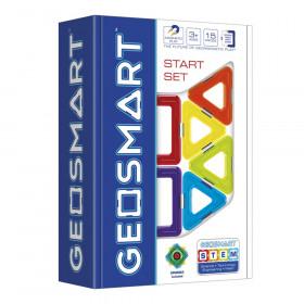 GeoSmart Start Set, 15 Pieces