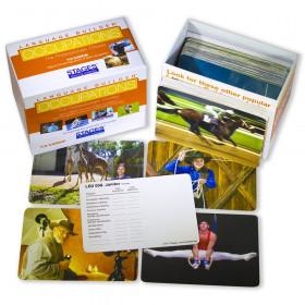 Language Builder: Occupation Card Set, Pack of 115
