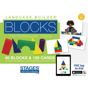 Language Builder Blocks