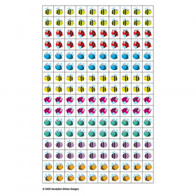 Chart Stickers Multi-Color Bees