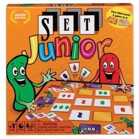 SET Junior Game