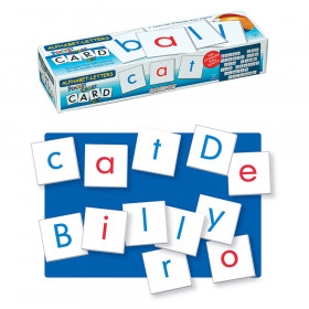 Alphabet-Letters Pocket Chart Card Set