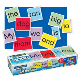 Sight Words Pocket Chart Card Set