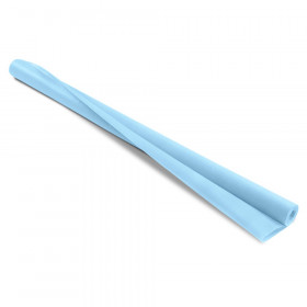 "Disposable Art & Decoration Fabric, Sky Blue, 48"" x 40' Roll"