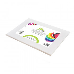 Smart Fab Cut Sheets 9X12 White