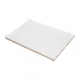 Smart Fab Cut Sheets 12X18 White