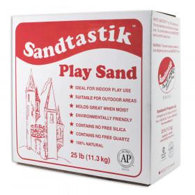 Sparkling White Play Sand, 25 lb (11.3 kg)