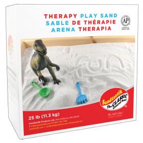 Sandtastik Therapy Play Sand 25Lb
