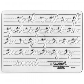 Transition To Cursive Lowercase