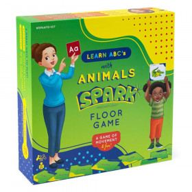 Learn ABC's with Animals SPARK Floor Game