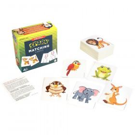 Animals Matching Cards Memory Game