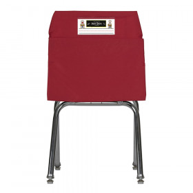 Seat Sack, Small, 12 inch, Chair Pocket, Red