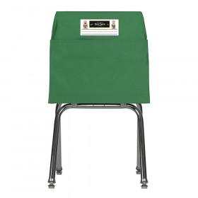 Seat Sack, Standard, 14 inch, Chair Pocket, Green