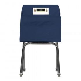 Seat Sack Medium 15 In Blue