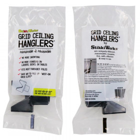 Ceiling Hanglers Grid Clip 1Ea Put-Up
