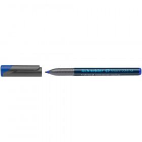 Maxx 224 Medium Point Permanent Marker, Blue Ink, 1 Marker