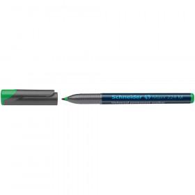 Maxx 224 Medium Point Permanent Marker, Green Ink, 1 Marker