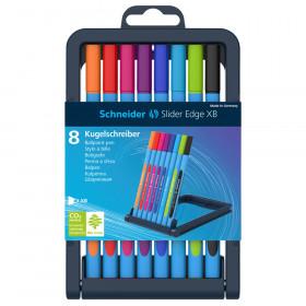Slider Schneider Assortment Slider Edge Xb Ballpoint Pen, Pack of 8