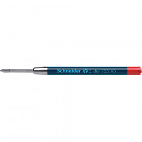 Schneider Red Slider Xb 755 Ballpoint Pen Refills